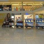 trencito de paseo por el mall U$S 1