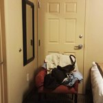 Standard double room #321