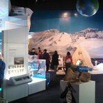 One of the exhibit rooms at the International Antarctic Centre, Christchurch