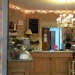 Dining-room bar