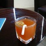 Welcome Drinks~~very nice drink