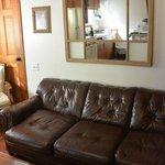 Barn loft sofa