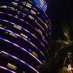 InterContinental Hotel at hight