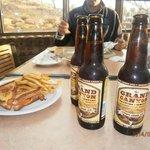 Piatto e birra