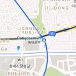 Exact location of grilled fish street. Exit 9 from dongdaemun metro station. (EastBigGate)