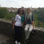 Alejandra y Patricia en Rothemburg