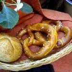 German traditional bread