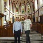 Our parish host