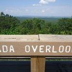 View from Ada Overlook