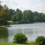 Lake at Oak Mountain State Park