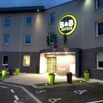 B&B Hotel Clermont Ferrand Nord Riom