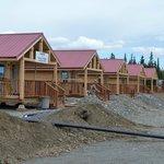Neubau der Cabins Stand Juni 2014