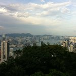 day view of Hong Kong from The Peak