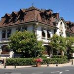 Benoit Villier's Hotel de Ville in Crissier