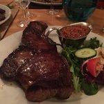 HUUUUGE Rump Steak special ��