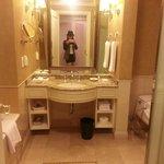 깔끔한 욕실