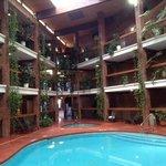 還蠻特別的飯店