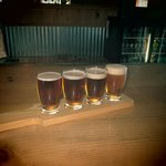 Beer Flight Sampler $6.50