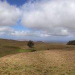 Vista desde la cima de Terevaka