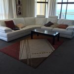 Beautiful lounge area, home away from home.... 38G Sub Penthouse ��