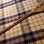 The wooden spoon... Quiz fail!!!