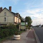 Logis de France, hotel/restaurant Le Dauphin