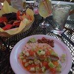 Baja Fish Taco--yumo!!