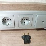 Electric Outlets-2 Pin