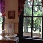 Historic dining room area.