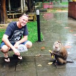 My little monkey pal