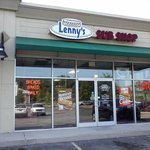Lenny's Sub Shop, Florence, Alabama