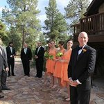 Canyon Crest Lodge wedding venue