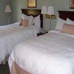 Typical double queen room
