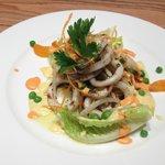 calamaris salad