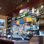Very colorful bar area, Commodore  |  369 Victoria Street, Kamloops, British Columbia, Canada