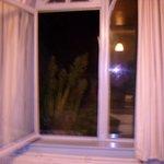 camera tripla ma anche quintupla con finestra panoramica