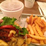 Shroom Burger (vegetariano)