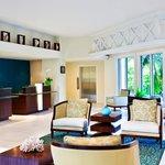 Sheraton Suites Lobby