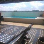 piscina privata executive suite