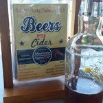 Special beer and ciders Point no Point  |  10829 West Coast Road , Sooke, British Columbia V0S 1