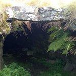 Raitts cave near Kingussie taken by Neil