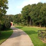 The grounds of North Dockenbush