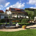 Restaurant Rebstock Durbach Foto