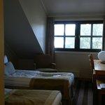 Hyggelig rom