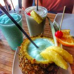 Delicious blended drinks!