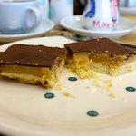Wonderful Caramel Slice