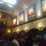 Spain Restaurant Dining room