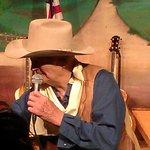 John Wain doing John Wayne