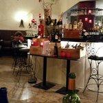 Bar avec d excellent vins