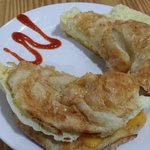 Egg and Cheese - Yum!